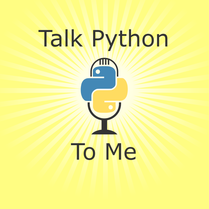 Talk Python To Me podcast